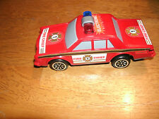 1989 BUDDY L Truck ~ Emergency Fire Chief - Lights and Sirens - Battery Operated