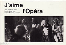 J'aime l'opéra - Kurt Blum