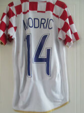Croatia Modric 14 2006-2008 Home Football Shirt Size Small /39001