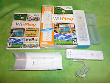 Wii Play Big Box w/ Bonus Remote - Nintendo Wii U Complete