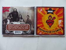 CD Album MANA Revolucion de amor 0927-48566-2