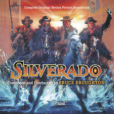 Silverado - 2 x CD Complete Score - Limited Edition - Bruce Broughton