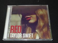 Red by Taylor Swift (1CD, Oct-2012)