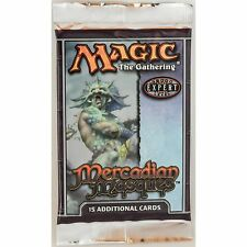 MTG: MERCADIAN MASQUES - Sealed Booster Pack - Magic the Gathering Cards