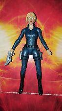 """Marvel Legends Sharron Carter Agent 13 Onslaught 6"""" Hasbro Sharon custom Shield"""