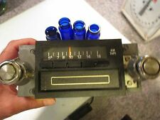 Ford AM 8 Track radio D6EA-19A242 AA (Super Rare) 1976