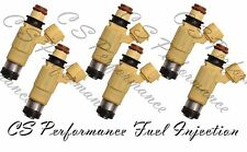 Injector Set F200 F225 Yamaha 2002-2012 200HP 225HP Four Stroke Outboard 02-12