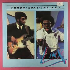 Linx - Throw Away The Key / The Ice Is Melting / Together We Can Shine - Ex A1B1