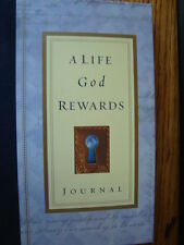 A Life God Rewards Journal by Bruce Wilkinson 2002, Hardcover Reference Guidance