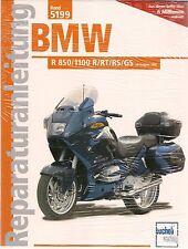 Reparaturanleitung fuer BMW R1100GS / R1100RT / R1100RS / R 1100 RS RT GS, neu