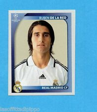PANINI-CHAMPIONS 2008/2009-Fig.446- DE LA RED - REAL MADRID -NEW BLACK