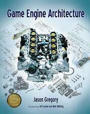 Game Engine Architecture, Acceptable, Gregory, Jason, Book