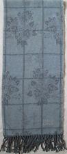 - Écharpe ENRICO COVERI   100% laine  TBEG  vintage Scarf  30 x 140 cm
