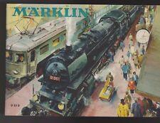 Märklin Reprint Katalog von 1953 D 53 D