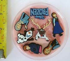 DISNEY FROZEN SILICONE MOULD FOR CAKE TOPPERS, CHOCOLATE, CLAY ETC