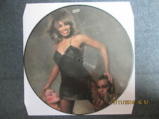 """Tina Turner Let's Stay Together (Picture Disc) 12"""" Capitol 1983"""