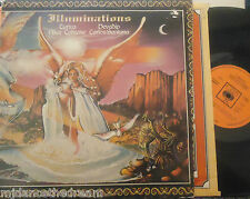 CARLOS SANTANA & ALICE COLTRANE - Illuminations ~  VINYL LP