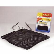 Miracle Eyeglass Cleaner Cloth Static Lint Free Lenses Sunglasses Glasses Clean