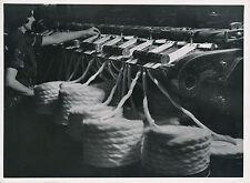ROYAUME-UNI c. 1950 -  Industrie de Coton  Ouvrière  - Div 7652