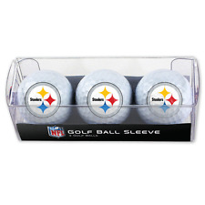 Pittsburgh Steelers Golf Balls 3 Pack