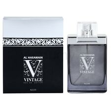 Al Haramain Vintage Noir 100ml Best Seller Perfume Masculine Fragrance