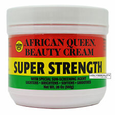 African Queen Beauty Cream Super Strength 20 Oz / 566 g