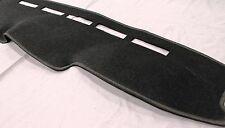 TOYOTA LANDCRUISER DASH MAT 100 SERIES JAN 98 - SEPT 02 DARK GREY NO PASS AIRBAG