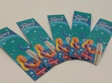 "Retired American Girl Doll Kailey GOTY 2003  BOOKMARKS 5 PIECES ""MEET KAILEY """