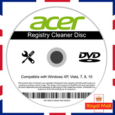ACER Registry Cleaner Software Fix Windows 7/8/10 Speed Up PC Slow Errors System