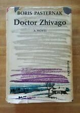 Doctor Zhivago ~ Boris Pasternak ~ 1st Ed. 1958, Historical Novel, Hardcover