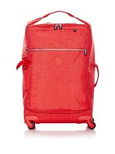 Kipling DARCEY 4 CON RUOTE TROLLEY VALIGIA SPINNER Cardinale Rosso k1526110p RRP £ 148
