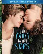 The Fault in Our Stars Brand New Blu Ray/DVD/Digital HD Multi Format