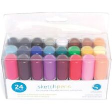 Silhouette Sketch Pen Start Kit 24 Pens & 1 Download Card -NEW!!