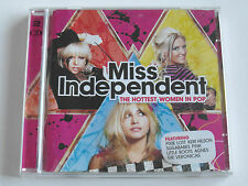 Miss Independent - Various (2 x CD Album) Used Very Good