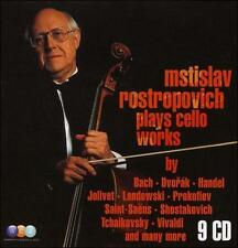Plays Cello Works, New Music