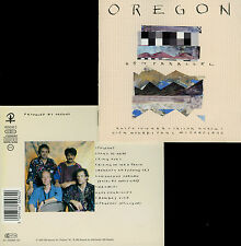 OREGON 45th parallel  RALPH TOWNER - PAUL McCANDLESS - GLEN MOORE - TRILOK GURTU