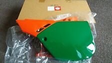NOS HONDA ELSINORE CR 250 RH 1987 SIDE COVER LEFT 83620-KS6-700ZD EVO CR250R