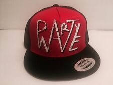 """NEW  HURLEY """"Party Wave"""" The Classics  HAT SNAPBACK CAP  Yupoong TRUCKER Hat"""