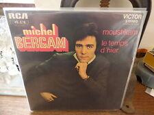 Michel Bergam : Moustikam - le temps d'hier - rca 49076