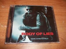 Body of Lies Soundtrack by Marc Streitenfeld (Music Score CD 2008 VarŠse) NEW