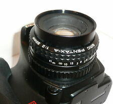 50mm F2 SMC PENTAX-A, primo Manual Focus Lens for PENTAX Pellicola & Digital SLRS