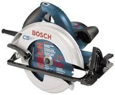 "NEW BOSCH CS10 ELECTRIC 7 1/4"" 15 AMP CIRCULAR SAW KIT WITH BAG & BLADE 1190750"