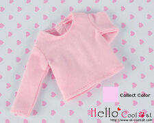 ☆╮Cool Cat╭☆158.【NA-23】Blythe Pullip (L Sleeve) T-Shirt # Pink