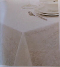 Cream Elouise Lace Tablecloth - 150 x 260cm 8-10 seater