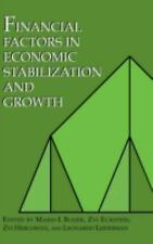 Financial Factors in Economic Stabilization and Growth-ExLibrary