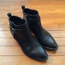 CIRCUS By Sam Edelman Women's Two Tone Ankle Boots Size 7.5M