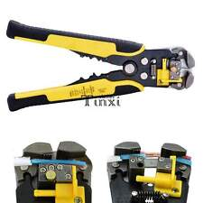 Automatic Wire Stripper Crimping Pliers Multifunctional Terminal Tool New