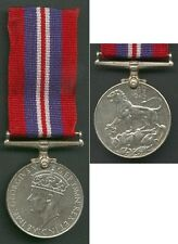 BRITISH WW11 WAR MEDAL 1939-45 (I-400)