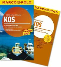 !! Kos 2014  UNGELESEN Reiseführer mit Karte Marco Polo Griechenland