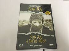 SUN RA REGION 1 Joyful Noise 1998 DVD NEW SEALED 720917302126